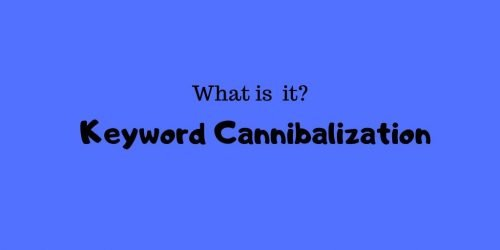 Keyword Cannibalization - What is it?